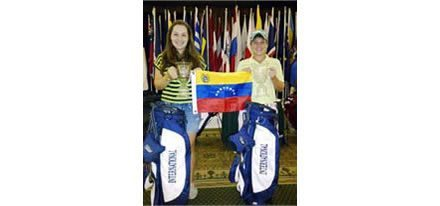 Coello y Marrero 2dos en el US Kids Teen World 2012