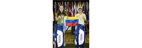 Coello y Marrero 2dos en el US Kids Teen World 2012