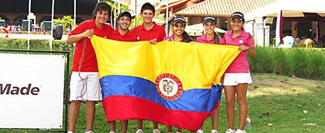 Colombia arrasa en el Sudamericano Prejuvenil