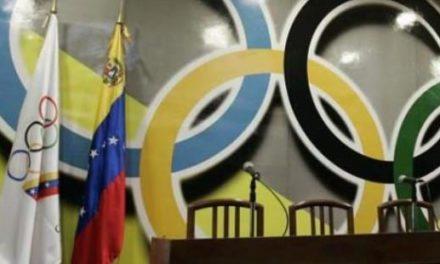COV avala participación en Río de Janeiro