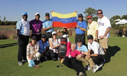 """Franci Betancourt: """"Es importante educar el golf desde temprano"""""""