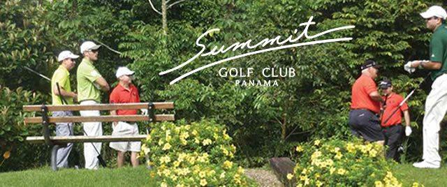 "Golf de ""Altura"" en Panamá"