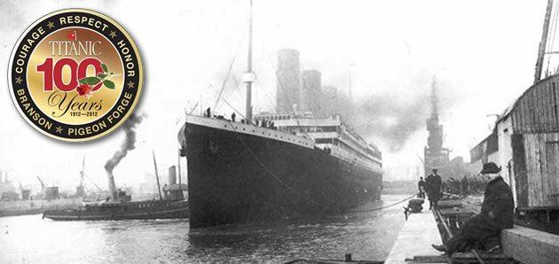 Golf en el Titanic