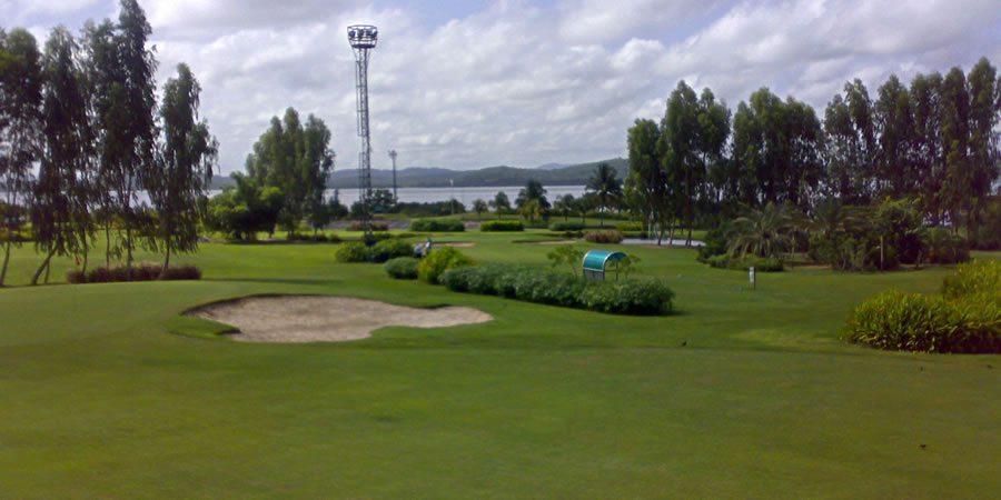 Golf en Guayana