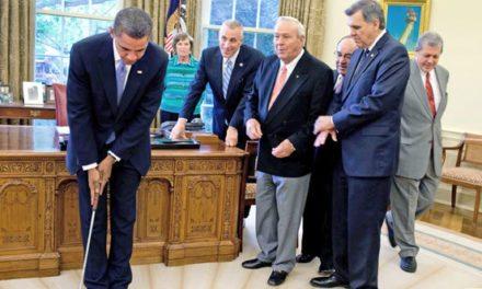 El Golf Presidencial