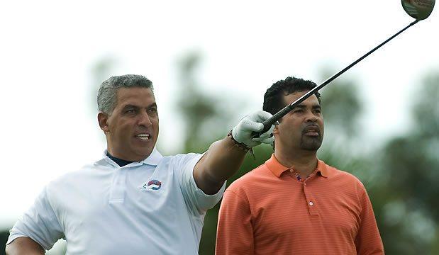 Golf y Béisbol de la mano en Torneo de las Estrellas