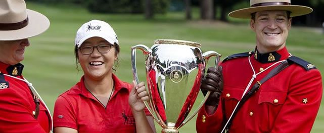 Lydia Ko escribe la nueva historia del LPGA Tour
