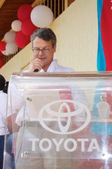"""Programa """"Pinta tu Escuela"""" entrega nueva institución en Agua Blanca"""