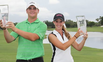 Victoria de De Antonio y 2do lugar para Merchán en AJGA Florida Junior
