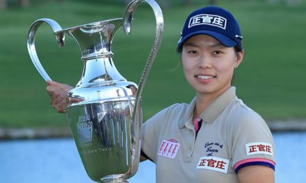 Yoo con 1er Major LPGA