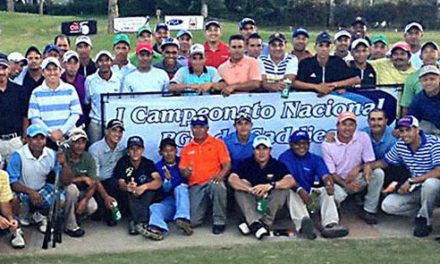 Gustavo Torres se Coronó Campeón del Nacional PGA de Caddies