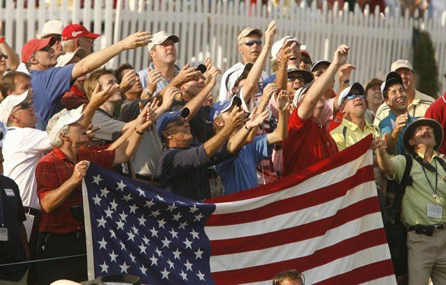 La Presión se apoderó de  los veteranos de USA