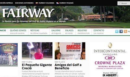 Contenido Exclusivo para Amantes de Golf hispanos en el Mundo
