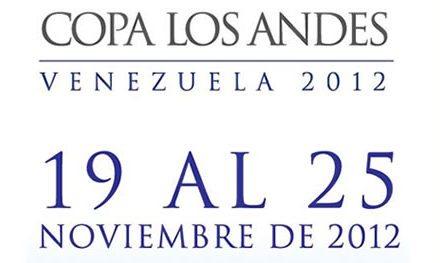 Mañana se da inicio a La Copa Los Andes