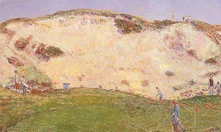 El Golf como Arte