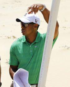 Tiger Woods (Cortesía Diamante)