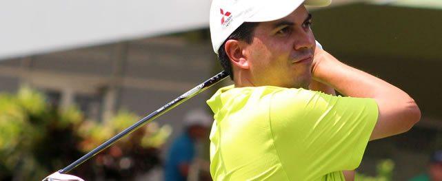 Alfredo Adrián conquistó el ProAm en  IX Abierto Sambil Venezuela de Golf