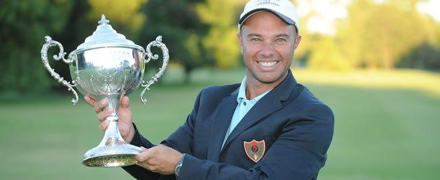 Cañete triunfa en Olivos y brilla al frente del PGA TOUR Latinoamérica