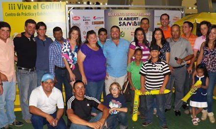 Cierre de lujo con la PGA de Venezuela en el Centro de Práctica y Exhibición de Golf EPA en el Sambil Maracaibo