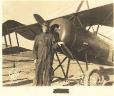 """Lindbergh: el """"Águila Solitaria"""" aterrizó en Caracas (cortesía charleslindbergh.com)"""