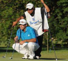 Clodomiro Carranza Campeón Los Olivos (Crédito Enrique Berardi/PGA TOUR)