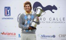 Matías O'Curry Ganador DR Open (Cortesía diariodegolf.com)
