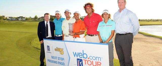 PGA TOUR Latinoamérica anuncia su calendario 2013