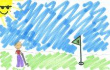 ¿Por qué los Niños no quieren Participar en el Golf? (Cortesía pic2fly.com)