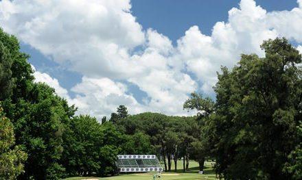 Primera ronda del Olivos Golf Classic continuará este viernes