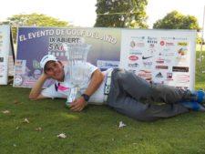 Alfredo Adrián Campeón Abierto Sambil '12
