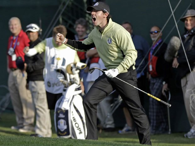 Rory McIlroy (Cortesía David J. Phillip / The Associated Press)