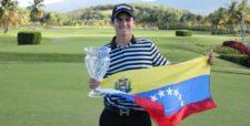 García Victorioso con Honores (cortesía AJGA)