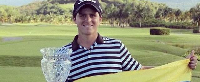 Jorge García Campeón del Puerto Rico Junior Open
