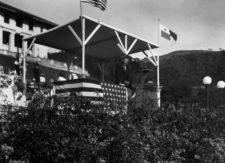 Lindbergh Speech Panamá (Cortesía corbisimages.com)