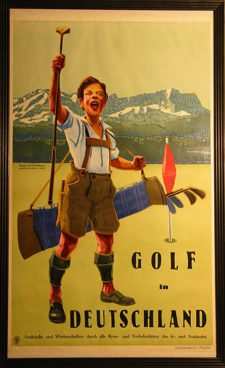 Golf in Deutshland