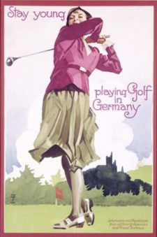 Stay young playing golf in Germany