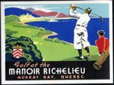 Manoir Richelieu. Murray Bay, Quebec
