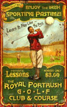 Royal Port Rush Golf Club & Course