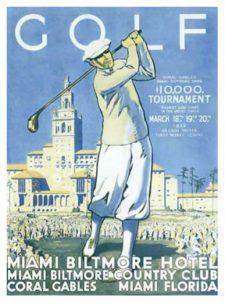 Golf Miami Biltmore Hotel