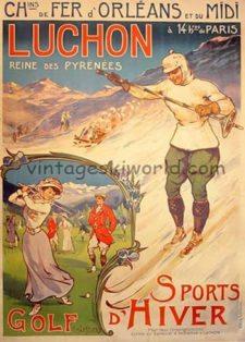 Luchon Reines des Pyrenees