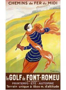 Le Golf du Font-Romeu