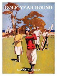 Golf Year Round Sunny Florida