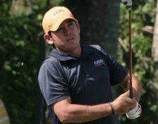Wollmer Murillo empata el 3er lugar del PGM Tour