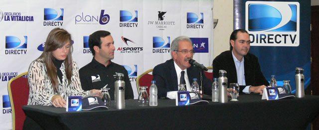 11 jugadores se suman a la plantilla del  Abierto Lagunita Country Club COPA DIRECTV