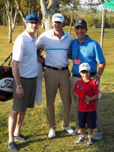 Foley, Caddie & Sacre e Hijo (3er Día)