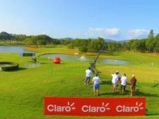 Panorámica Panamá CLARO Championship (3er Día)