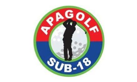 Calendario de Torneos 2013 APAGOLF SUB-18