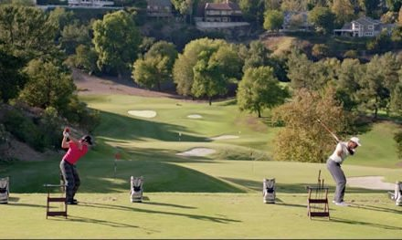 Comercial NIKE: Rory vs Tiger
