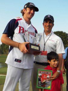 Foley & Carlos Sacre jr e hijo (4to Día)