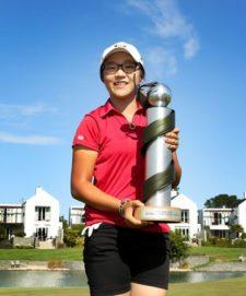 3ra Triunfo profesional/ New Zealand Women's Open